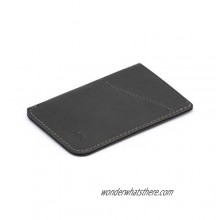 Bellroy Card Sleeve (Premium Leather Card Holder or Minimalist Wallet  Holds 2-8 Cards or Business Cards  Folded Note Storage) - {{colour}